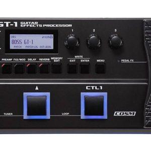 Boss GT-1 Multi Effects Guitar Processor