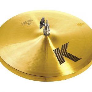 "Demo Zildjian 15"" K Light Hi Hat Pair"